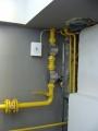 Продолжаются работы по газоснабжению АБК